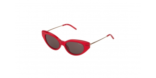 Mulberry SML005 SML 005 09Y9 Shiny Opaline Red