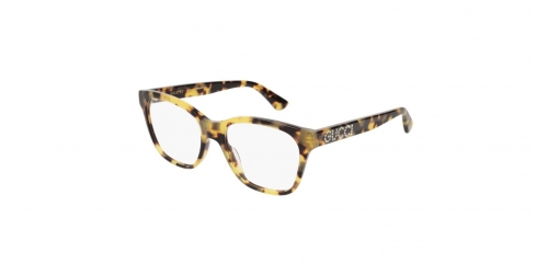 Gucci SEASONAL ICON GG0420O GG 0420O 003 Light Havana