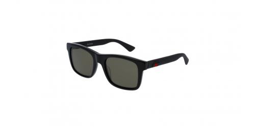 Gucci URBAN GG0008S GG 0008S 001 Black