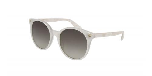 Gucci SENSUAL ROMANTIC GG0091S GG 0091S 004 White