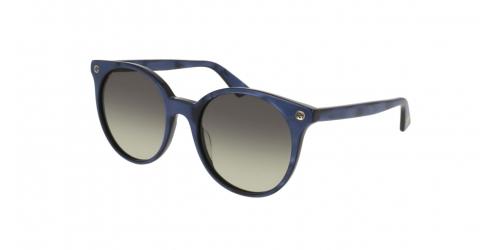 Gucci SENSUAL ROMANTIC GG0091S GG 0091S 005 Blue