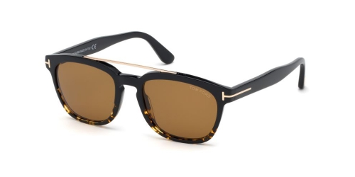 Tom Ford Tom Ford HOLT TF0516 05E Black/Havana