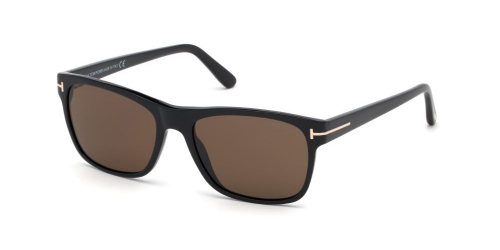 Tom Ford GIULIO TF0698 01J Shiny Black