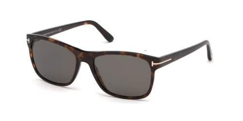 Tom Ford GIULIO TF0698 52D Dark Havana