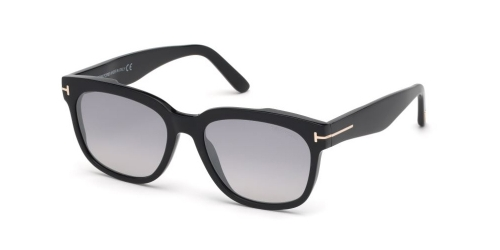 Tom Ford Tom Ford RHETT TF0714 01C Shiny Black