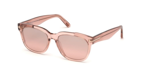 Tom Ford Tom Ford RHETT TF0714 72Z Shiny Pink