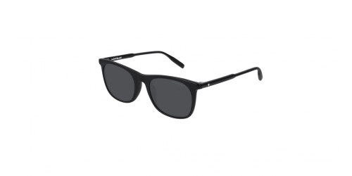 Mont Blanc ESTABLISHED MB0007S MB 0007S 001 Black