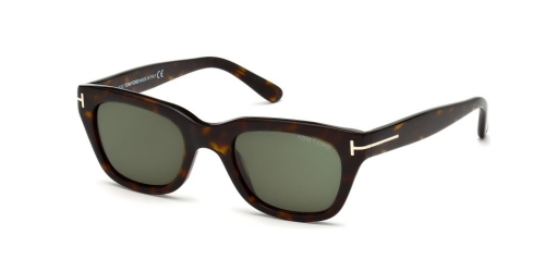 Tom Ford SNOWDON TF0237 52N Havana