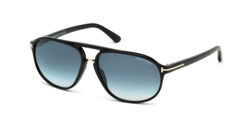 Tom Ford JACOB FT0447 01P Black