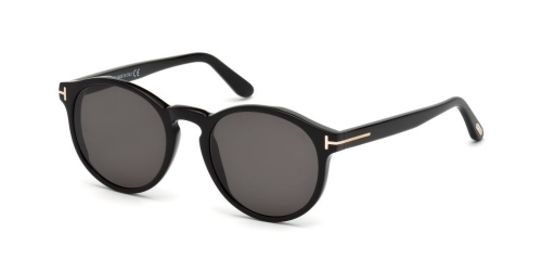 Tom Ford Tom Ford IAN-02 TF0591 01A Black