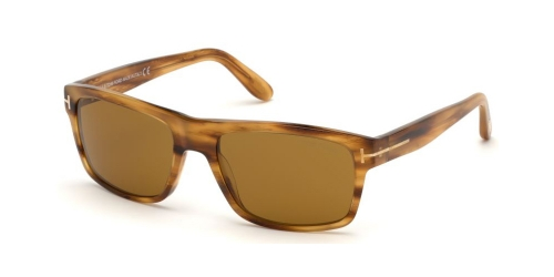Tom Ford AUGUST TF0678 45E Light Brown