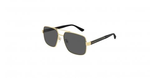 Gucci GUCCI WEB GG0529S GG 0529S 001 Black/Gold