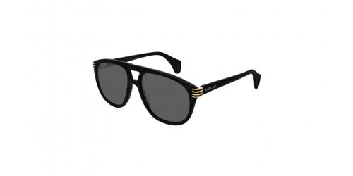 Gucci GUCCI WEB GG0525S GG 0525S 001 Black