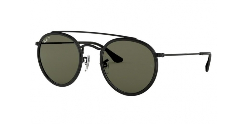 Ray-Ban RB3647N RB 3647N 002/58 Black
