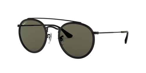 Ray-Ban RB3647N RB 3647N 002/58 Black Polarised