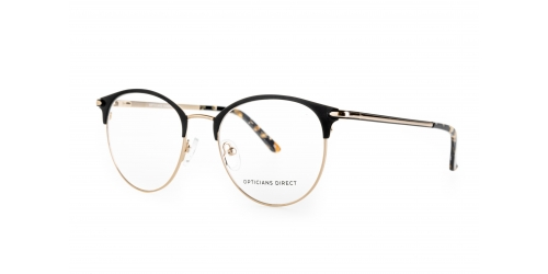 Opticians Direct OD13 C2 Black/Gold
