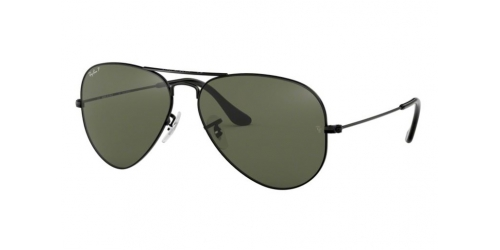 AVIATOR LARGE RB3025 AVIATOR LARGE RB 3025 002/58 Black