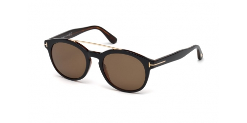 Tom Ford NEWMAN TF0515 05H Black/Brown Polarized