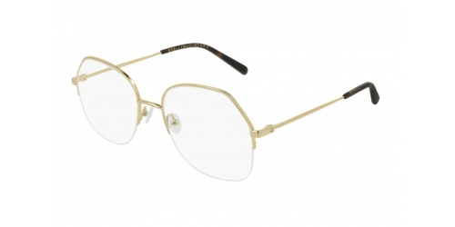 Stella McCartney STELLA ESSENTIALS SC0159O SC 0159O 001 Gold
