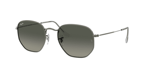 Ray-Ban Ray-Ban RB3548N Hexagonal RB 3548N 004/71 Gunmetal