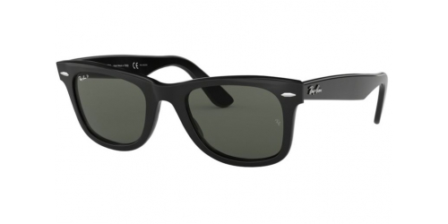 Wayfarer RB 2140 901/58 Black/Polarized