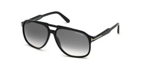 Tom Ford RAOUL TF0753 01B Shiny Black