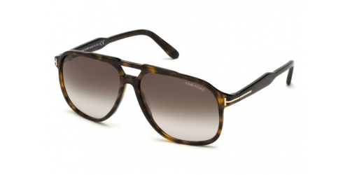 Tom Ford RAOUL TF0753 52K Dark Havana