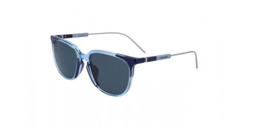 Calvin Klein CK19700S CK 19700S 449 Crystal Blue/Navy
