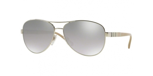 Burberry BE3080 10056V Silver