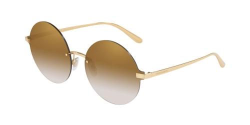 Dolce & Gabbana DG2228 02/6E Gold