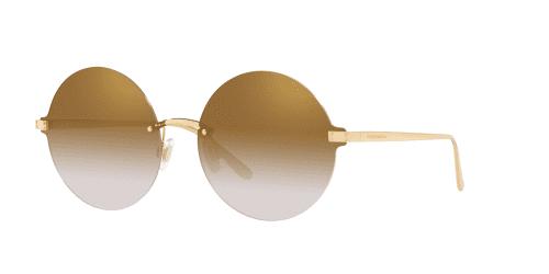 Dolce & Gabbana Dolce & Gabbana DG2228 02/6E Gold