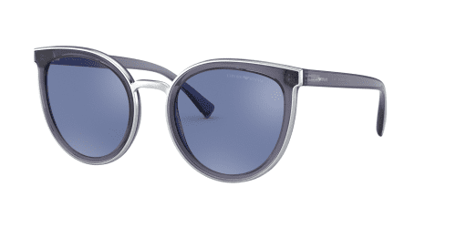 Emporio Armani EA4135 57681U Transparent Blue