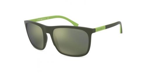 Emporio Armani EA4133 57536R Green Rubber